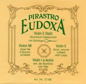 Pirastro Eudoxa Violin E Strings