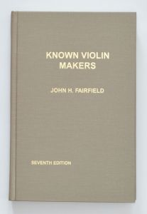 Known Violin Makers