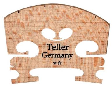 Teller ** Fitted Violin Bridge