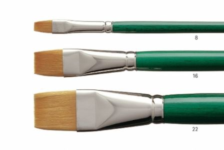 Sablon Varnish Brushes