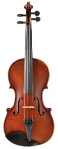 Ackert von Adorf violin, golden-brown